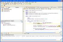 Captura NetBeans IDE
