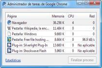 Captura Google Chrome