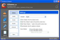 Captura CCleaner Portable