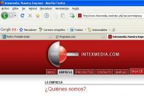 Captura Mozilla Firefox Portable