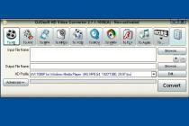 Captura OJOsoft HD Video Converter
