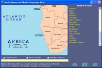 Captura World Geography Tutor