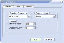 Captura Small WMA MP3 Converter