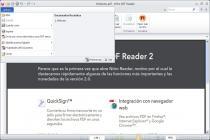 Captura Nitro PDF Reader