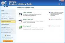 Captura WinZip System Utilities Suite