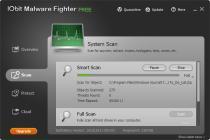 Captura IObit Malware Fighter