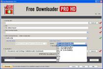 Captura Free Downloader Pro HD