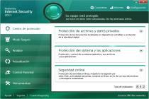 Captura Kaspersky Internet Security