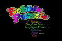 Captura Bobble Puzzle