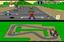 Captura Super Mario Kart Remix: Super Circuit