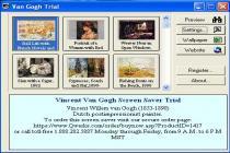 Captura Van Gogh Salvapantallas