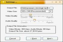 Captura Jodix iPod Video Converter
