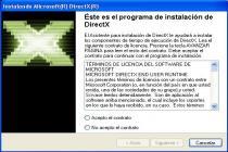 Captura DirectX Redistributable