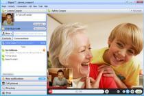 Captura Skype