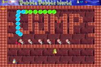 Captura Bubble Bobble World