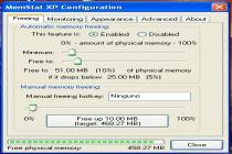 Captura MemStat XP